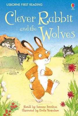 Picture of Clever Rabbit And Wolves