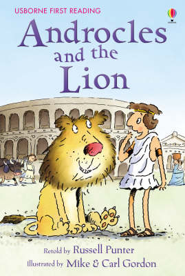 Picture of Androcles and the Lion