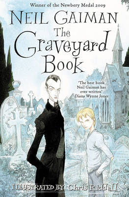 Picture of The Graveyard Book