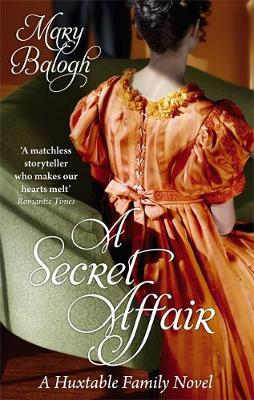 Picture of A Secret Affair : Number 5 in series