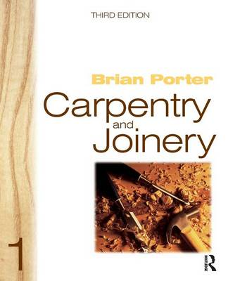 Picture of Carpentry and Joinery 1, 3rd ed