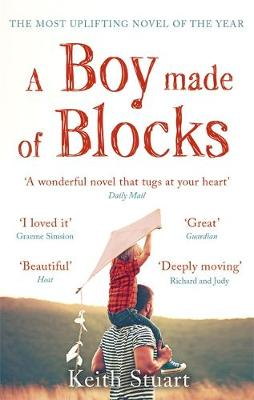 Picture of A Boy Made of Blocks : The most uplifting novel of 2017