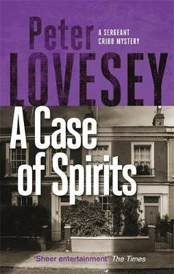 Picture of A Case of Spirits : The Sixth Sergeant Cribb Mystery