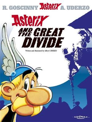 Picture of Asterix: Asterix and the Great Divide : Album 25