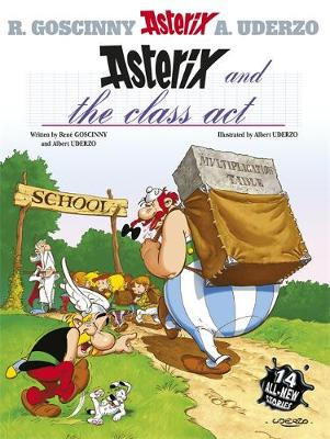 Picture of Asterix: Asterix and the Class Act : Album 32