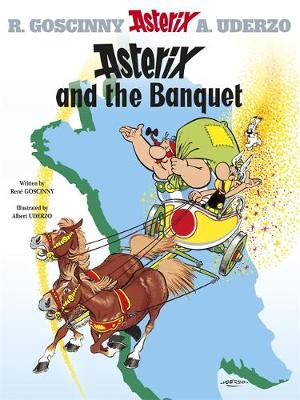 Picture of Asterix: Asterix and the Banquet : Album 5