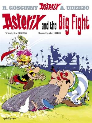 Picture of Asterix: Asterix and the Big Fight : Album 7