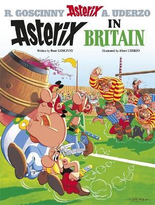 Picture of Asterix in Britain: Album 8