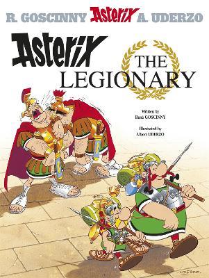 Picture of Asterix the Legionary: Album 10: Book. 10