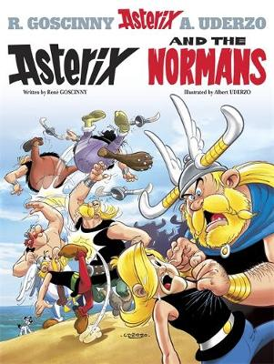 Picture of Asterix: Asterix and the Normans : Album 9