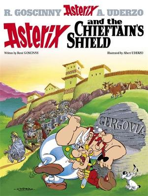 Picture of Asterix: Asterix and the Chieftain's Shield : Album 11
