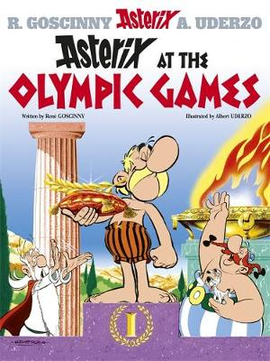 Picture of Asterix at the Olympic Games: Album 12