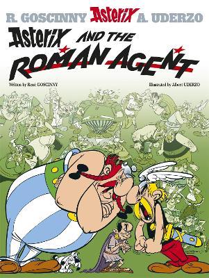 Picture of Asterix: Asterix and the Roman Agent : Album 15