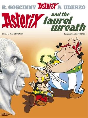 Picture of Asterix: Asterix and the Laurel Wreath : Album 18