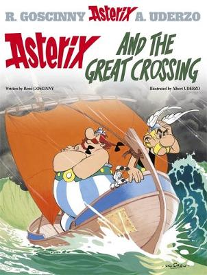Picture of Asterix: Asterix and the Great Crossing : Album 22
