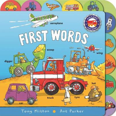 Picture of Amazing Machines First Words