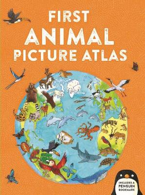 Picture of First Animal Picture Atlas