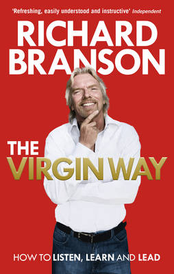 Picture of The Virgin Way: How to Listen, Learn, Laugh and Lead