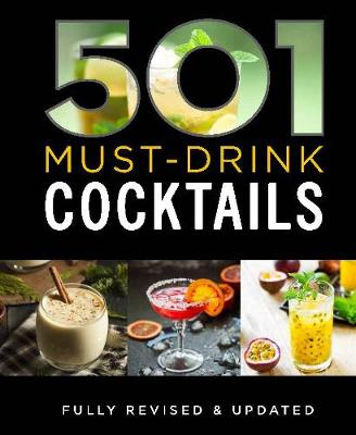 Picture of 501 Must-Drink Cocktails