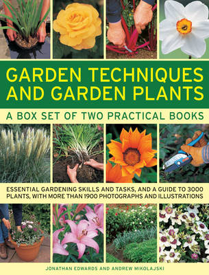 Picture of Garden Techniques and Garden Plants