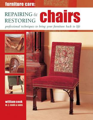 Picture of Furniture Care: Repairing & Restoring Chairs