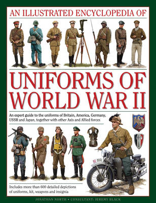Picture of An Illustrated Encyclopedia of Uniforms of World War II