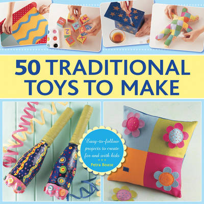 Picture of 50 Traditional Toys to Make