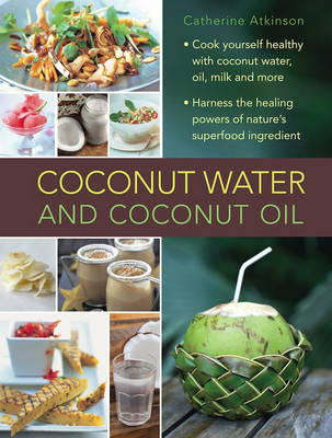 Picture of Coconut Water and Coconut Oil