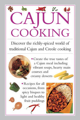 Picture of Cajun Cooking: Discover the Richly-Spiced World of Traditional Cajun and Creole Cooking