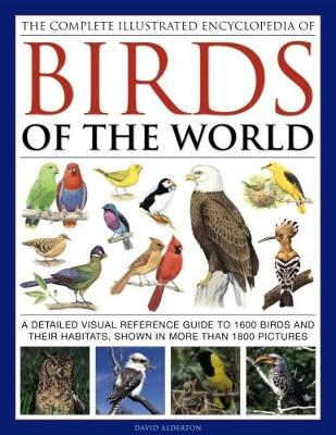 Picture of Complete Illustrated Encyclopedia of Birds of the World