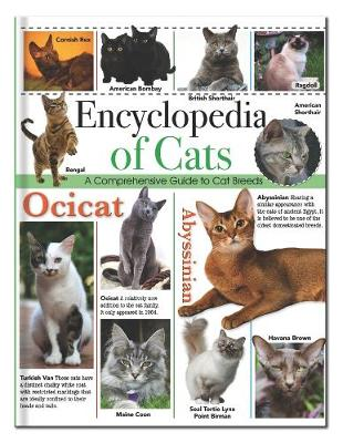 Picture of Encyclopedia of Cats