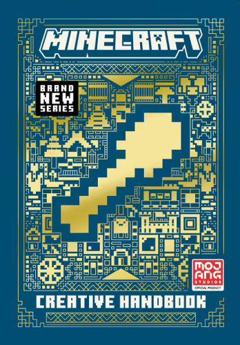 Picture of All New Minecraft Creative Handbook