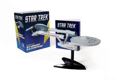 Star Trek: Light-Up Starship Enterprise