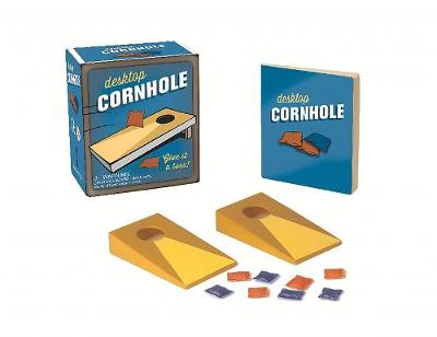 Picture of Desktop Cornhole : Give it a toss!