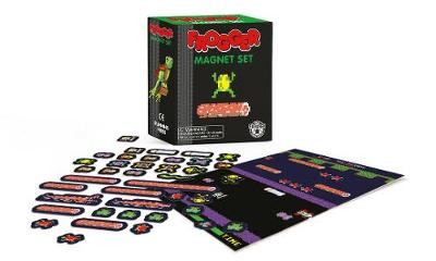 Picture of Frogger: Magnet Set