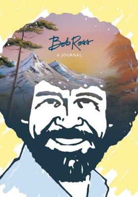 "Picture of Bob Ross: A Journal : ""Don't be afraid to go out on a limb, because that's where the fruit is"""