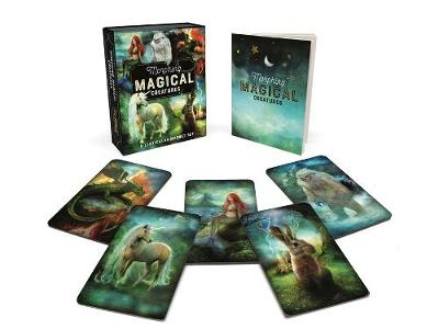 Morphing Magical Creatures : A Lenticular Magnet Set