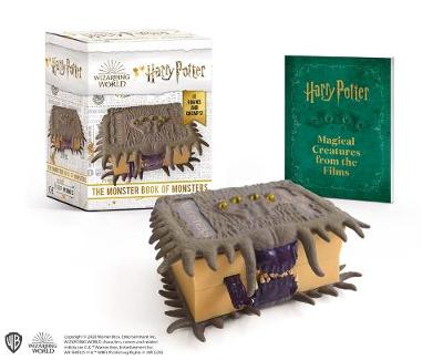 Harry Potter: The Monster Book of Monsters : It Roams and Chomps!
