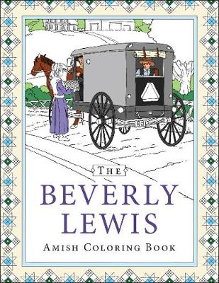 Picture of The Beverly Lewis Amish Coloring Book