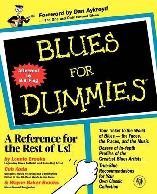 Picture of Blues For Dummies