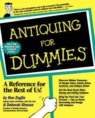 Picture of Antiquing For Dummies