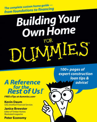 Picture of Building Your Own Home For Dummies
