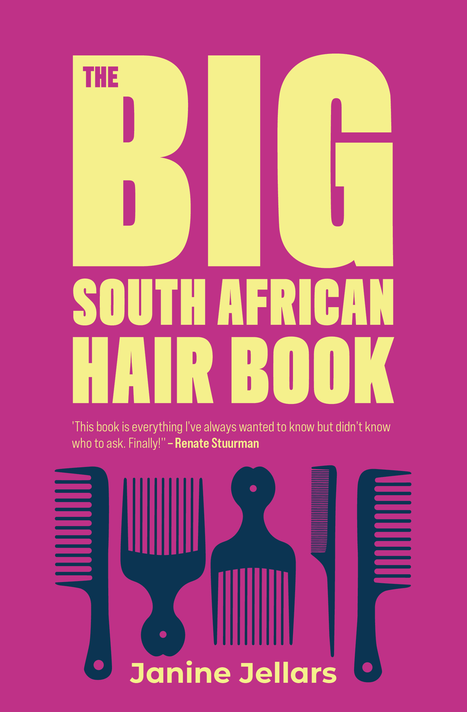 Picture of The Big South African Hair Book