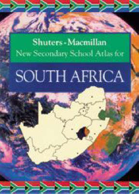 Picture of Shuters-Macmillan new secondary school atlas for South Africa