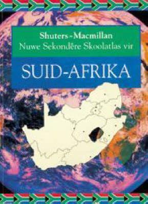 Picture of Shuters-Macmillan nuwe sekondere skool atlas vir SA