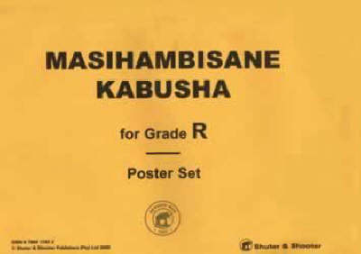 Picture of Masihambisane: Gr R: Posters