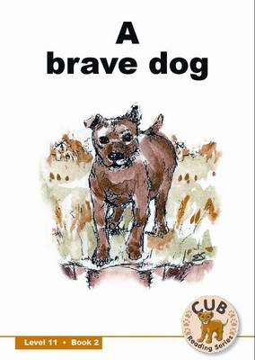 Picture of A brave dog
