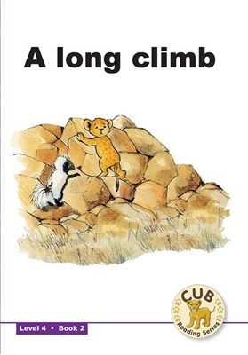 Picture of A long climb : Level 4, Book 2 : Foundation phase