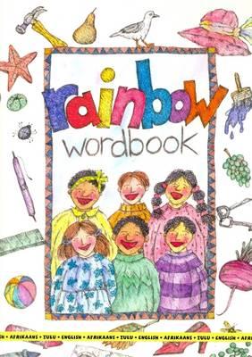 Picture of Rainbow wordbook