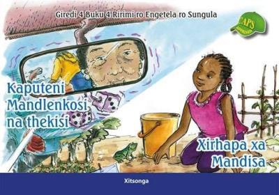 Picture of Kaputeni Mandlenkosi na thekisi, Xirhapa xa Mandisa: Giredi 4: Buku 4 Ririmi ro Engetela ro Sungula